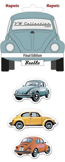 VW Collection by BRISA Magnet »VW Käfer« (3-St)