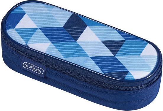 Herlitz Etui »Etui-Box Blue Cubes«