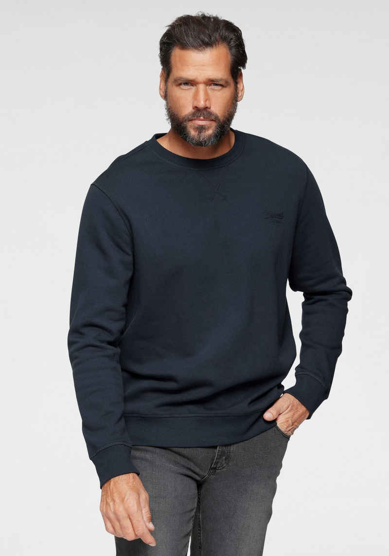 Man's World Sweatshirt aus Baumwollmischung