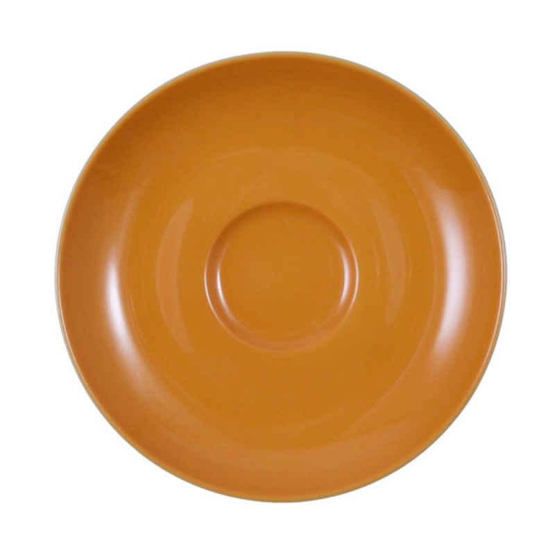 Seltmann Weiden Untertasse »VIP. zu Espressotasse (1132) Orange 12 cm«