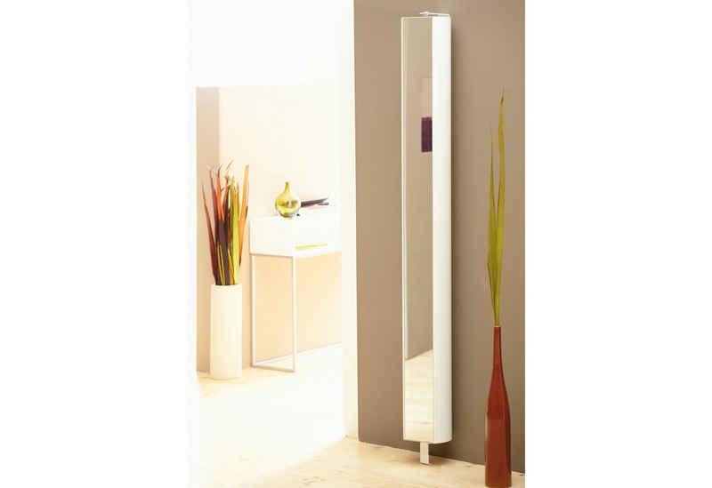 jankurtz Drehregal »multi tube«, drehbar, mit integrierter Spiegelfront