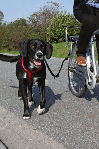 TRIXIE Hundeleine »Biker-Set«, Nylon, für große Hunde