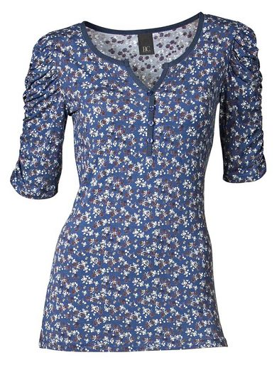 Bc Best Connections By Heine Print Shirt With Flowers