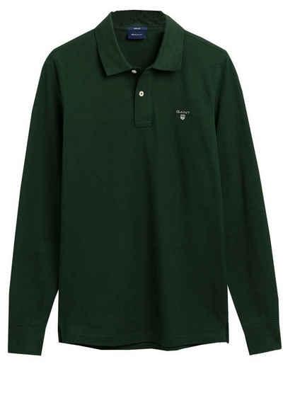 Gant Langarm-Poloshirt »Gant«
