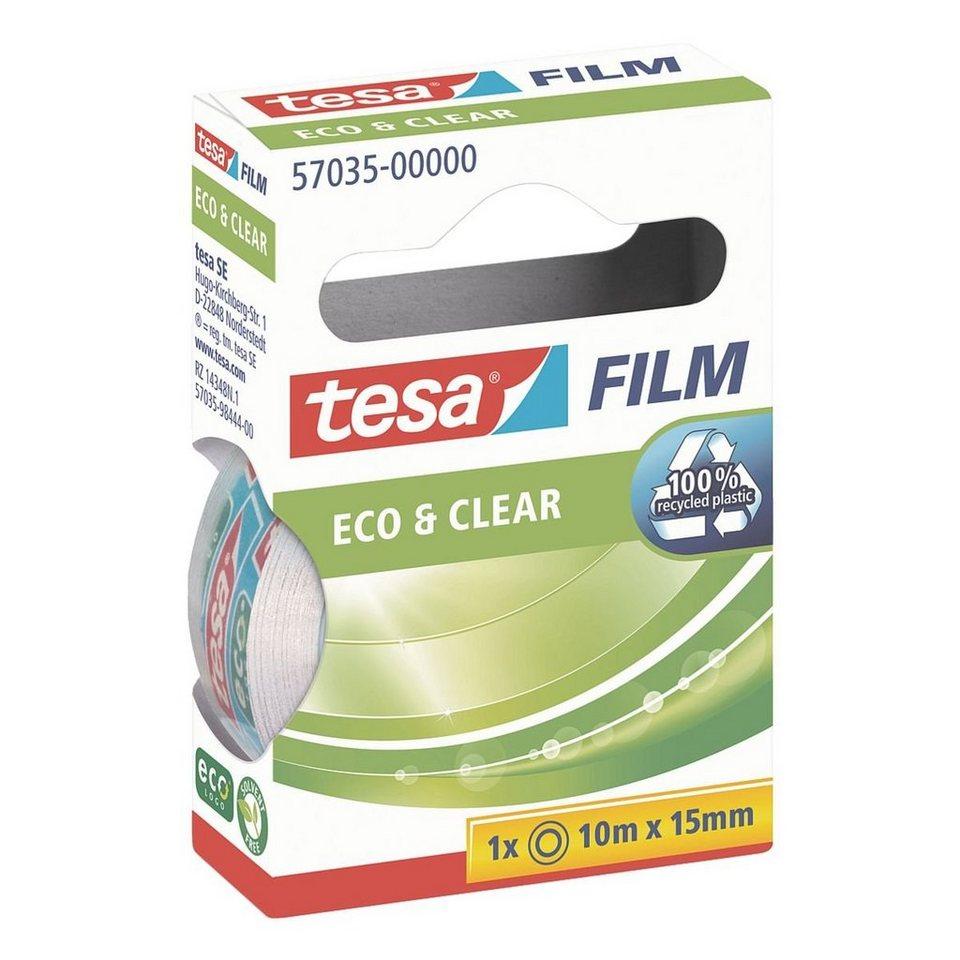 tesa Klebeband »Eco & Clear«