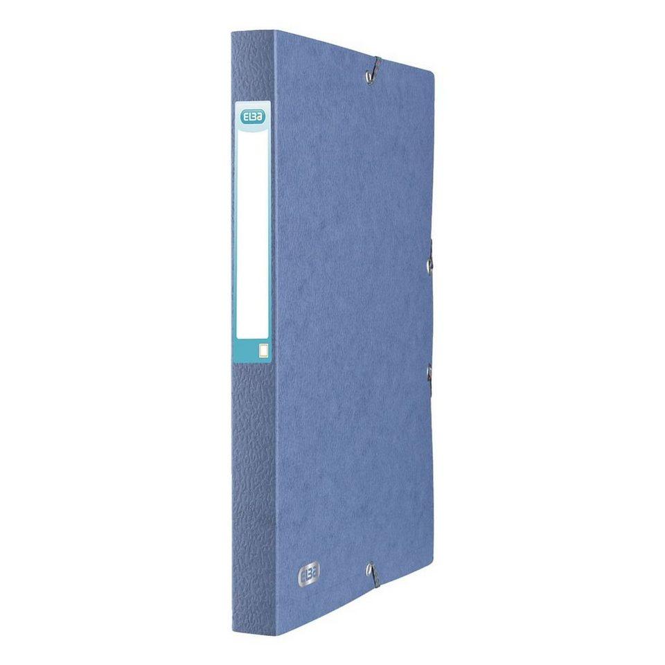 Elba Sammelbox »Eurofolio Prestige« in blau