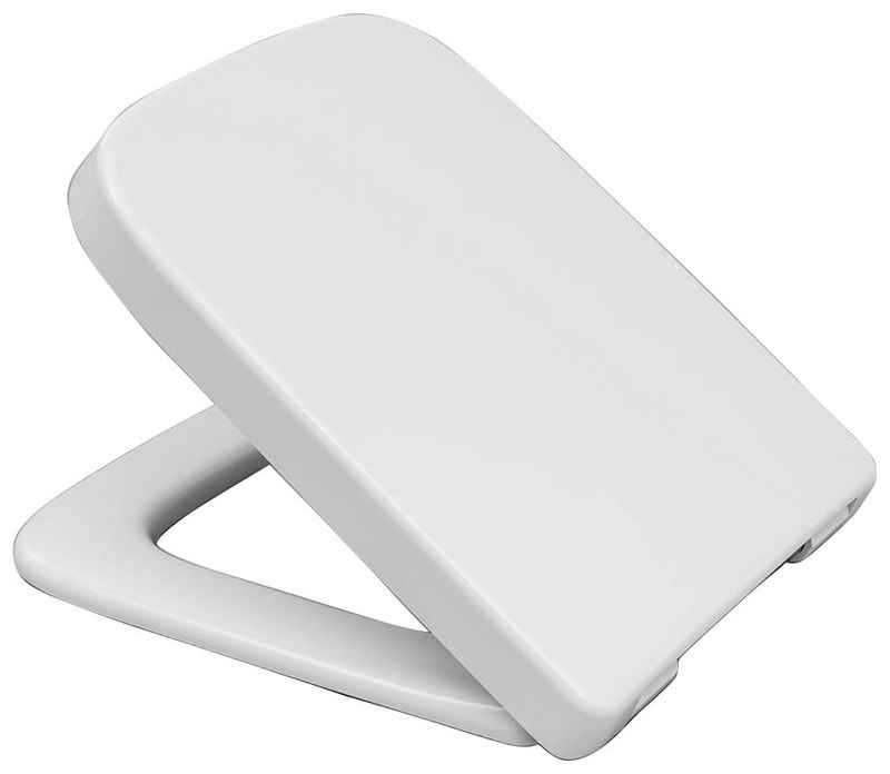 HARO WC-Sitz »Makira« (1-St), weiß, D-Shape