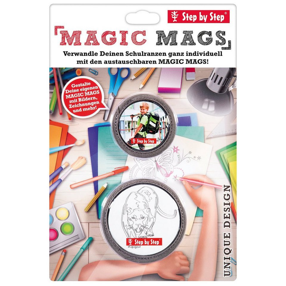 Step by Step MAGIC MAGS DO IT YOURSELF Unique D ...