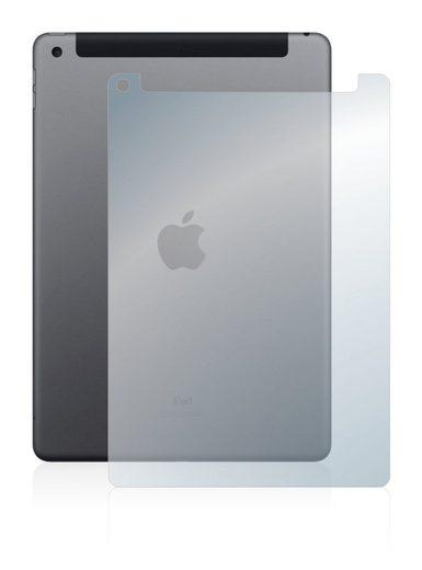 "upscreen Schutzfolie »für Apple iPad 10.2"" WiFi Cellular 2019 (Rückseite, 7. Generation)«, Folie Schutzfolie klar anti-scratch"