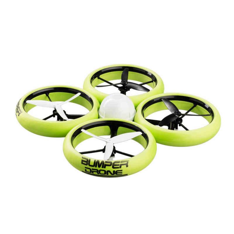 Flybotic RC-Quadrocopter »Bumper Drone«, Mit Aufprall-Dämpfer