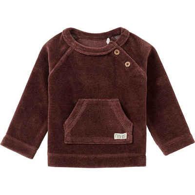 Noppies Sweatshirt »Baby Sweatshirt CLOCOLAN, Organic Cotton«