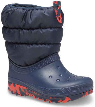 Crocs »Classic Neo Puff Boot K« Snowboots zum Schlupfen