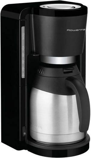 Rowenta Filterkaffeemaschine CT3818 Adagio, 1,25l Kaffeekanne, 1x4