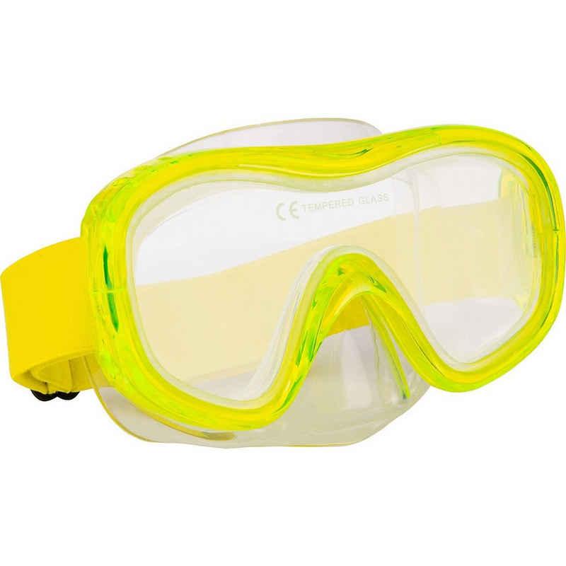 Tecno Pro Taucherbrille »Tauchmaske M5 C, grün«