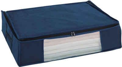 WENKO Aufbewahrungsbox »Vakuum Soft Box Air«, Polypropylen, integrierte Vakuum-Tasche mit Blitz-Ventil