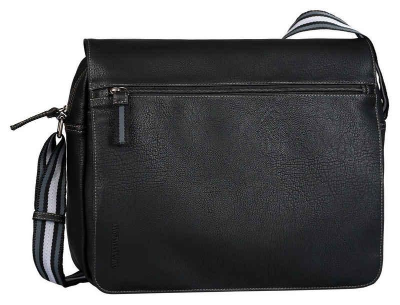 TOM TAILOR Messenger Bag »Warren«, mit praktischer Einteilung