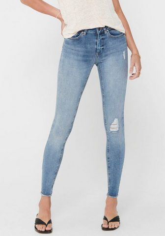 Only Ankle-Jeans »ONLBLUSH LIFE« su Destroy...