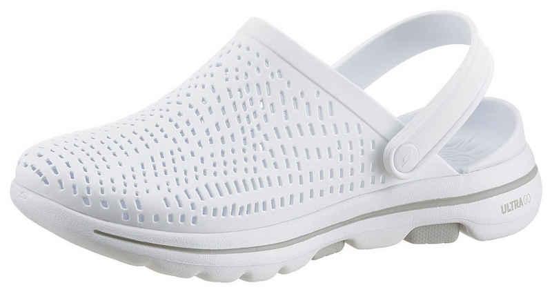 Skechers »Go Walk 5« Clog mit verstellbarem Riegel
