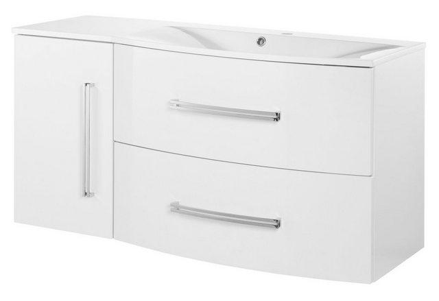 Waschtische - FACKELMANN Waschtisch »Lugano«, Breite 115 cm  - Onlineshop OTTO