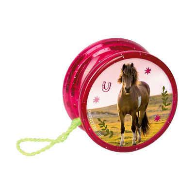 Spiegelburg Spiel, »Pferdefreunde: Leucht-Jo-Jo«