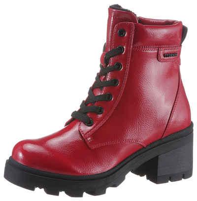 Blink Keil Stiefelette schwarz EU 37: : Schuhe