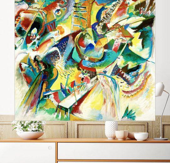 Posterlounge Wandbild, Improvisation Klamm