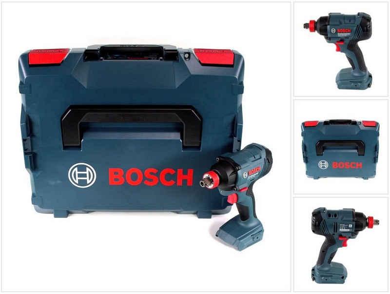 Bosch Professional Akku-Schlagschrauber »Bosch GDX 18V-180 18 V Li-Ion Akku Drehschlagschrauber mit 180 Nm Solo in L-Boxx - ohne Akku, ohne Ladegerät 06019G5202«