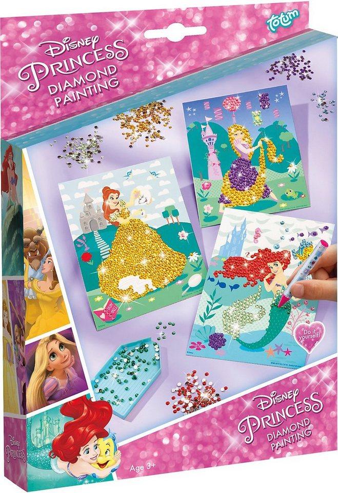 Totum Malvorlage Disney Princess Diamant Malen Mosaik Set Online Kaufen Otto