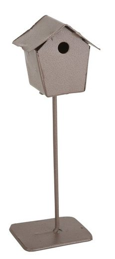 HobbyFun Dekofigur »Vogelhäuschen Lyss«, 10 cm hoch