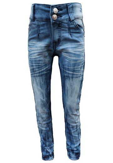 Family Trends Bequeme Jeans »Jeans« mit modischer Waschung