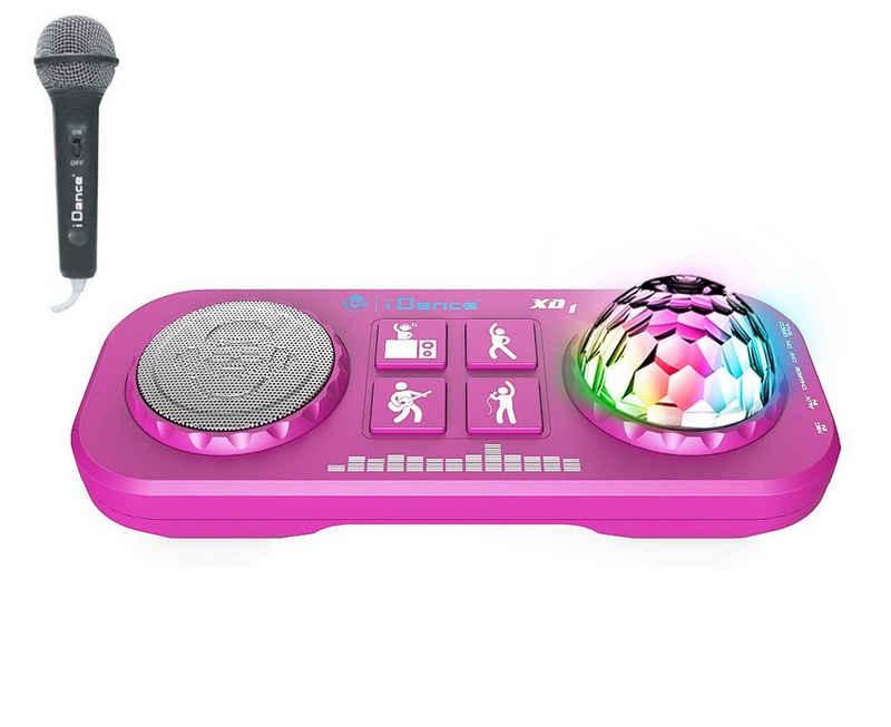 iDance Party Box XD1 Bluetooth-Lautsprecher