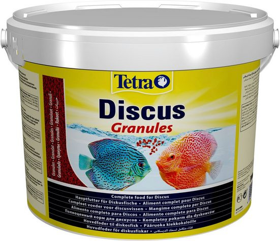Tetra Fischfutter »Discus«