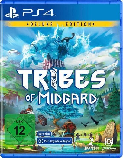 Tribes of Midgard Deluxe Edition PlayStation 4, nur Online