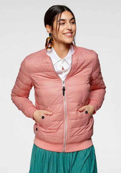 ALPENBLITZ Wendejacke »Athen« im Gesteppt- und Glatt-Design, eine Jacke zwei Looks und Farben