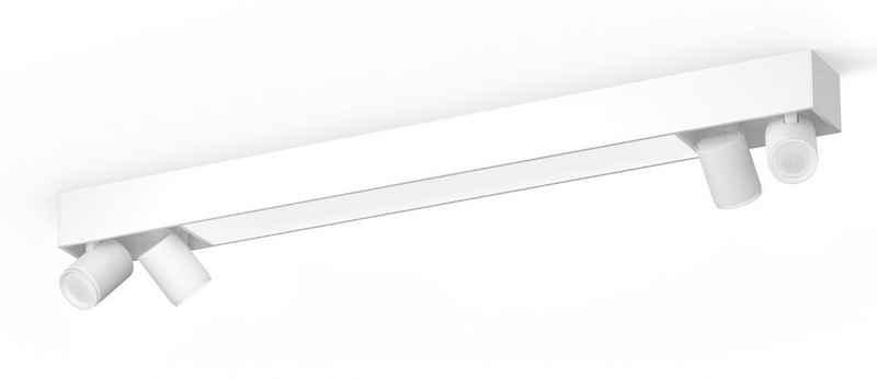 Philips Hue LED Deckenspots »Hue Centris«, Integrierte Lightbar
