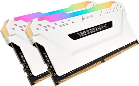 Corsair »VENGEANCE® RGB PRO 16 GB (2 x 8 GB) DDR4 DRAM 2.666 MHz C16« PC-Arbeitsspeicher
