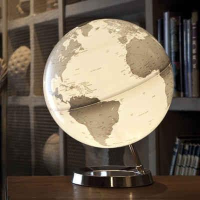 Räthgloben Globus »Globus Atmosphere Light & Colour - Farbwahl«