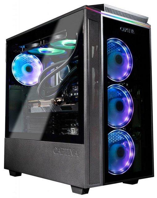 CAPTIVA Highend Gaming R61-115 Gaming-PC AMD Ryzen 9 5900X, Radeon RX 6700 XT, 16 GB RAM, 1000 GB SSD, Wasserkühlung