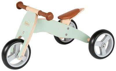 Pinolino® Laufrad »Charlie«, für Kinder ab 18 Monate, grün-natur