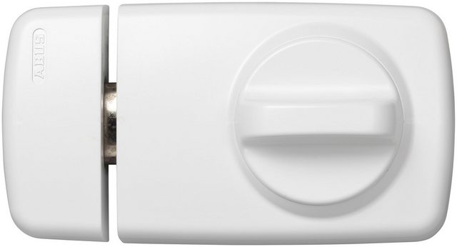 Abus Tür-Zusatzschloss 7010EK Farbe: weiß