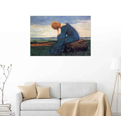 Posterlounge Wandbild, Sehnsucht