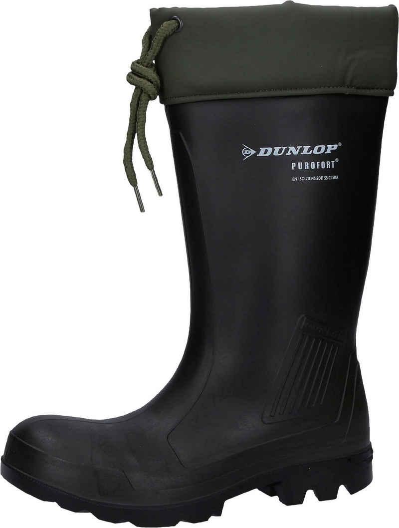 Dunlop_Workwear »Thermoflex« Gummistiefel Sicherheitsklasse S5, mit warmer Fütterung