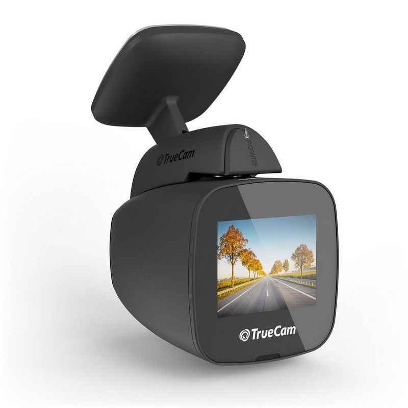 TrueCam »H5 GPS Full HD« Dashcam (im unauffälligen Design)