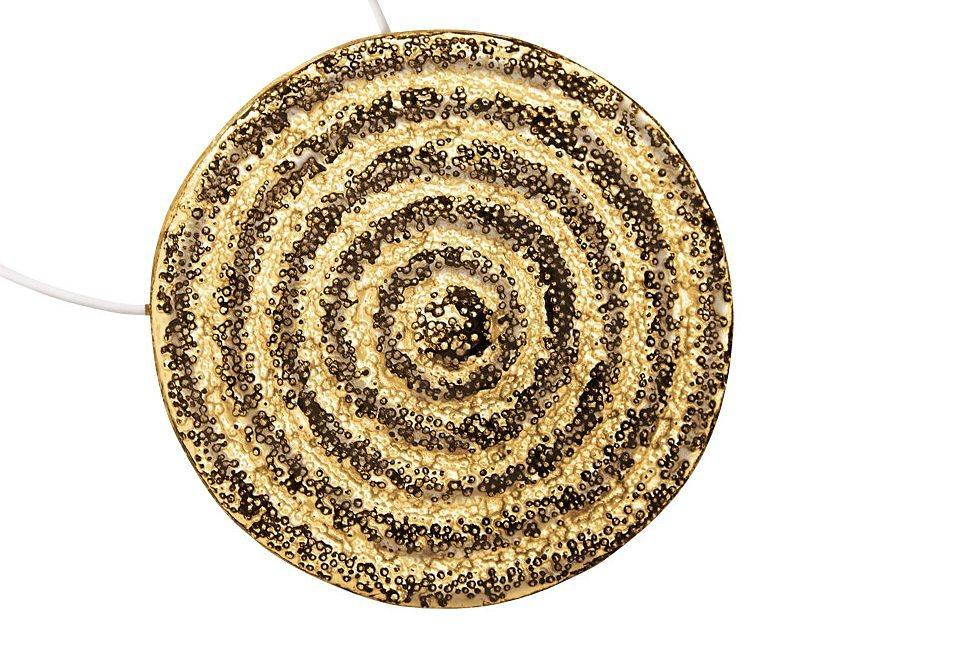 Raffhalter, Gerster, »Cynthia« in gold antik