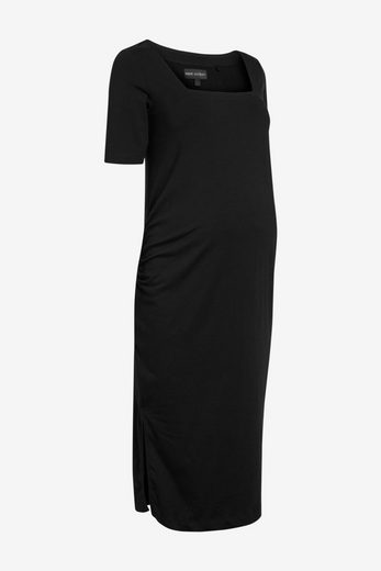 Next Umstandskleid »T-Shirt-Kleid aus Biobaumwolle« (1-tlg)