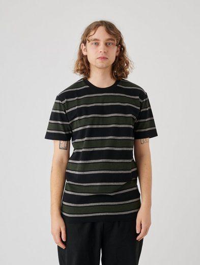 Cleptomanicx T-Shirt »Those Days« im gestreiften Look