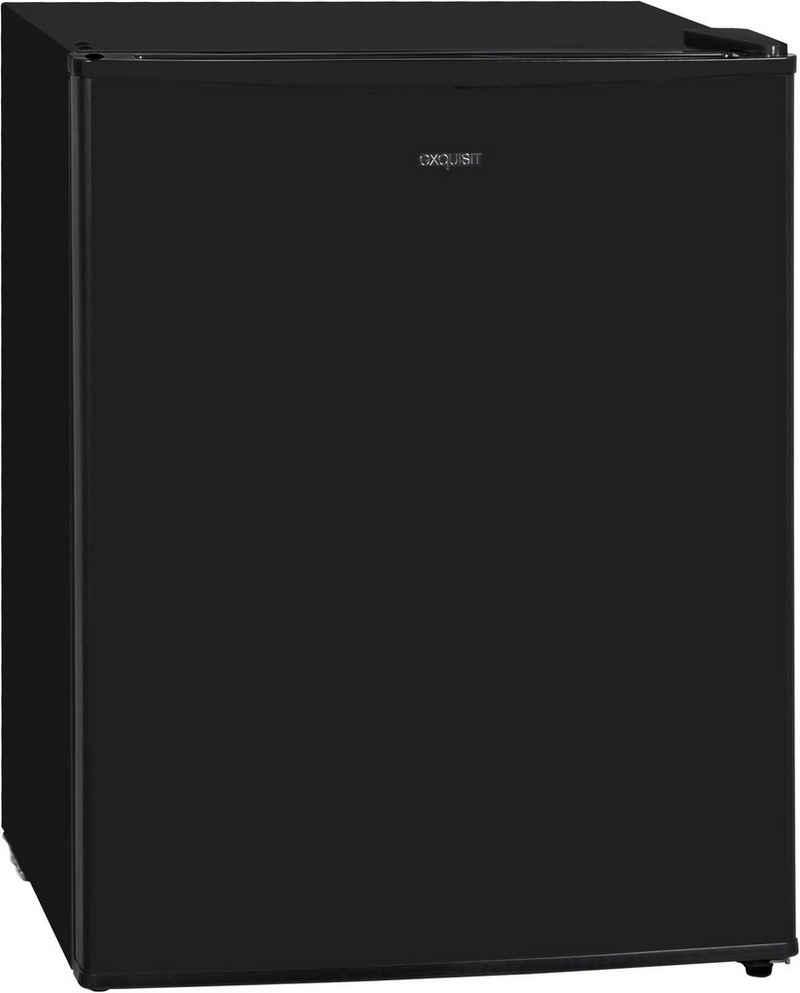 exquisit Gefrierschrank GB60-150E schwarz, 62 cm hoch, 47 cm breit