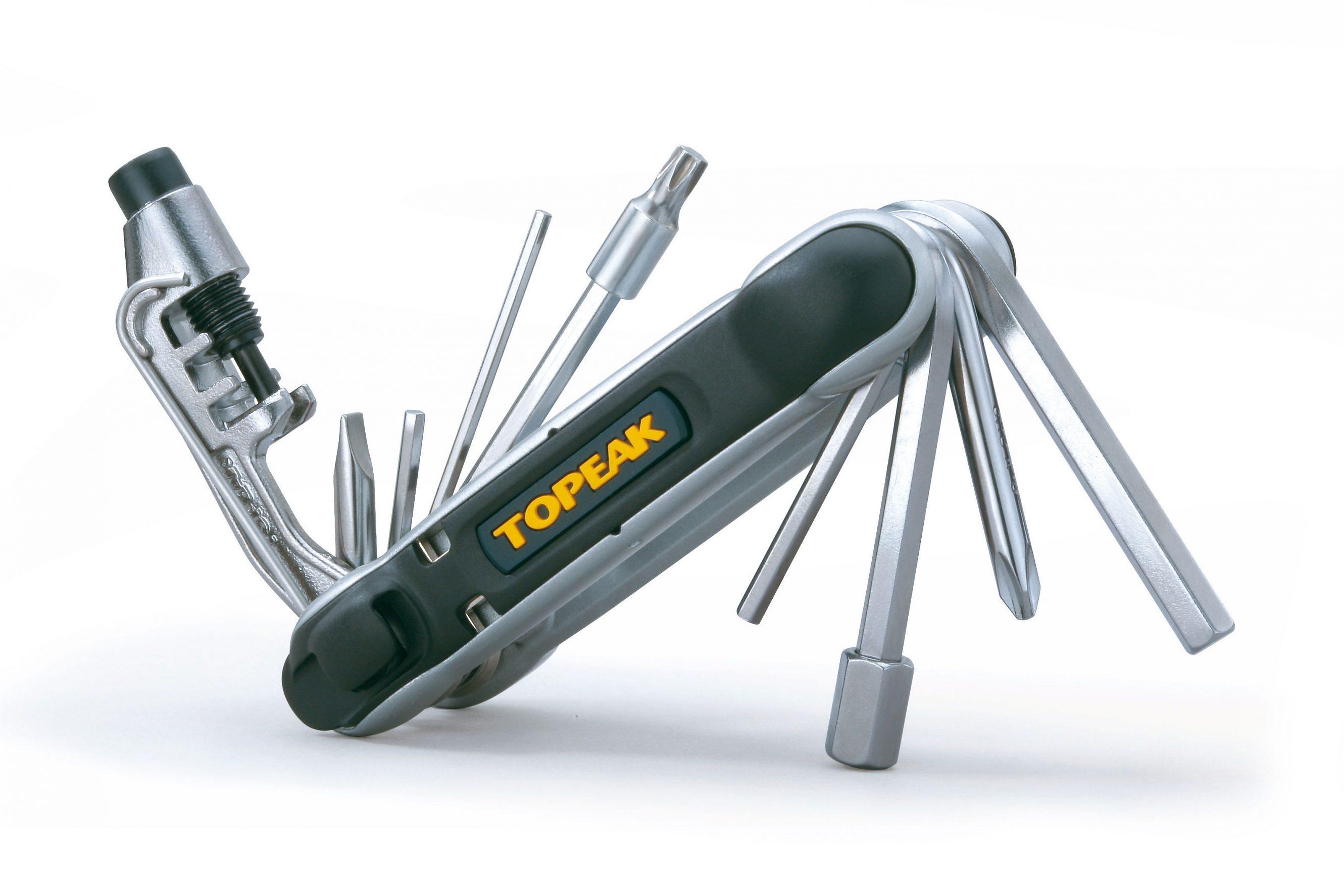 Topeak Werkzeug & Montage »Hummer 2 Miniwerkzeug«