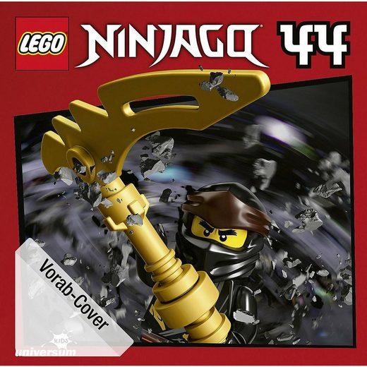 Universum Hörspiel »CD LEGO Ninjago - Das Jahr der Schlangen 44«