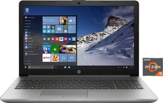 HP 255 G7 Notebook (39,6 cm/15,6 Zoll, AMD Ryzen 5, Radeon™, 512 GB SSD, inkl. Office-Anwendersoftware Microsoft 365 Single im Wert von 69 Euro)